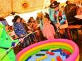 Kindernachmittag der Seegusler in ihrem Jubiläumsjahr 40 - da wird gefischt