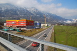 Vollanschluss Alpnach Autobahn A8