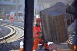 Die Zentralbahn baut den Bahnhof von Alpnach ganz neu, die Arbeiten dauern bis Mai 2016